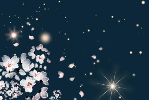 櫻桃在晚上
