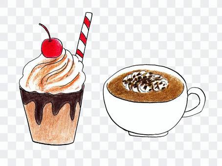 Chocolate drink 01