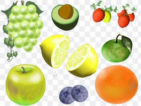 各種水果套②