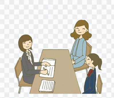 三重訪談2(女,女學生,母親)