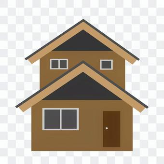 Two story house 3