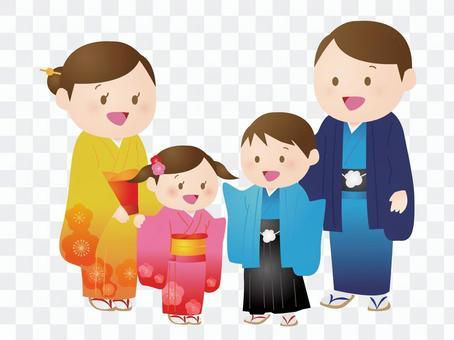 和服家庭2