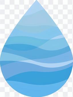 물방울 이미지