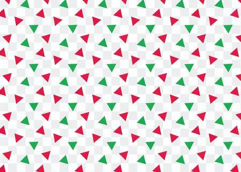 國旗圖案聖誕節