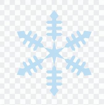 Xmas - Snow Crystal 01