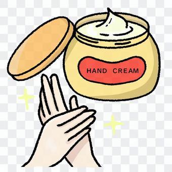 Hand cream ②