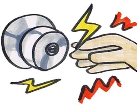Doorknob static electricity 2