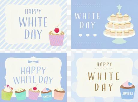 Cupcake_White Day_Card