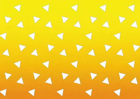 黃色鱗片背景素材