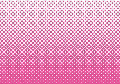 半色調粉紅色背景