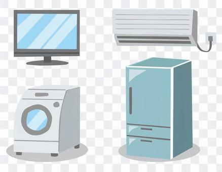 電器電視·空調·洗衣機·冰箱