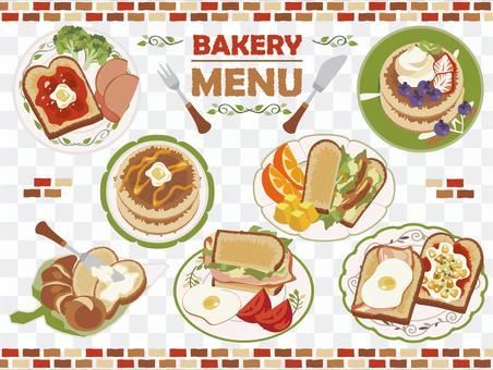 裝扮米飯[05]麵包店的例子