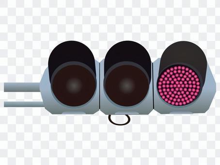 信号機(赤信号)