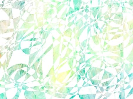 綠色和黃色綠色閃光寶石紋理背景