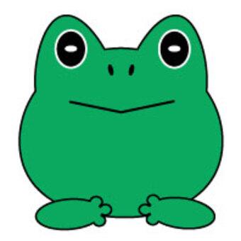 蛙-Normal face