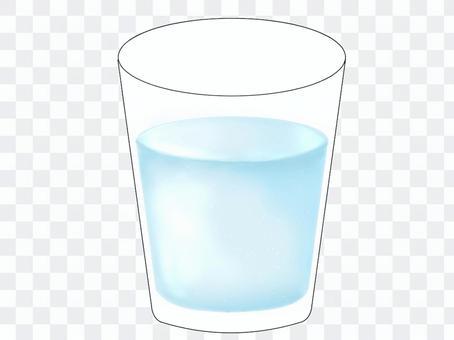 一杯的插圖