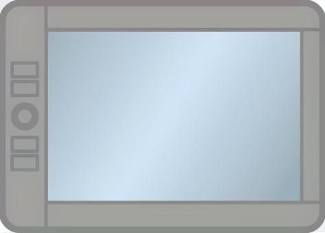 LCD平板電腦