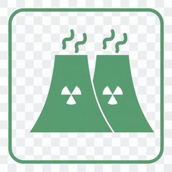 節能/電源圖標⑧