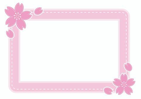 通過案例 - 櫻桃針 - 粉紅色