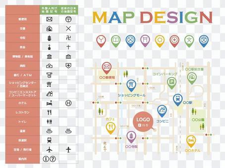 地圖設計 地圖設計 3