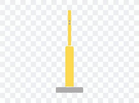 簡單的棒吸塵器圖標