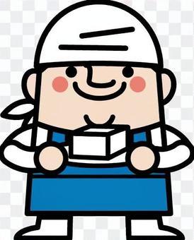 Uncle fairy tofu factory
