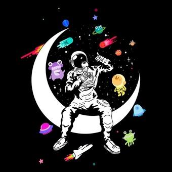 月球上的冰淇淋