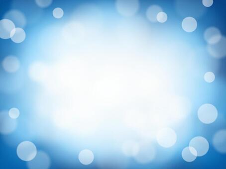 光の背景(ブルー)