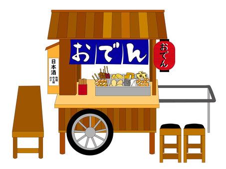 關東煮站圖 1