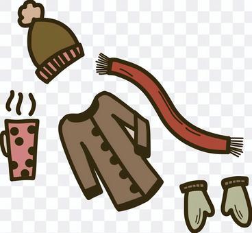 冬季用品配件