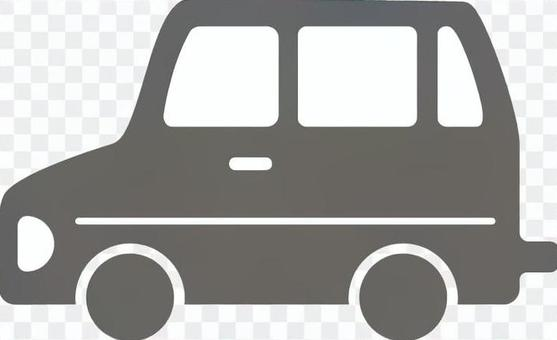 車B側身部分1