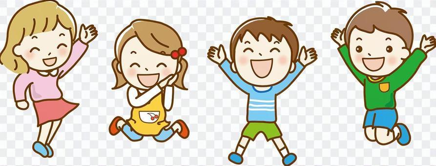 快樂的孩子們01