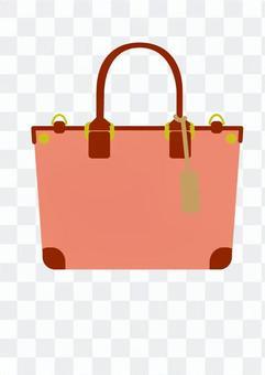 手提包(粉紅色)