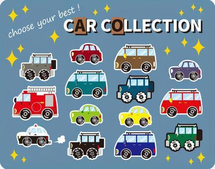 汽车collecion
