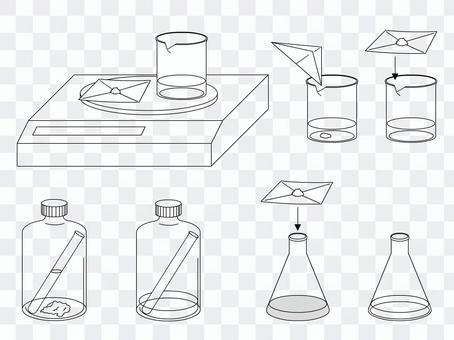 実験・質量保存01