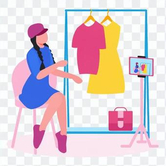 女分銷商介紹時尚