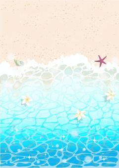 Summer background material 9