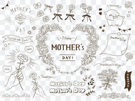母親節設置!