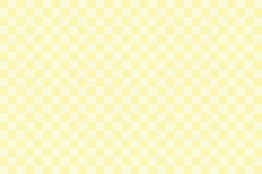 Checkered light yellow background