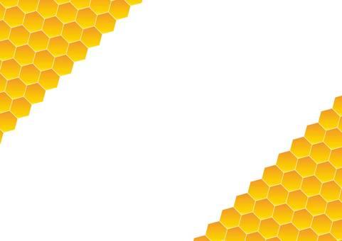 蜂窩蜂窩架