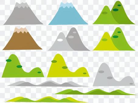 Mountain Parts