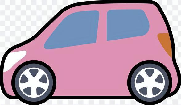 汽车微型汽车