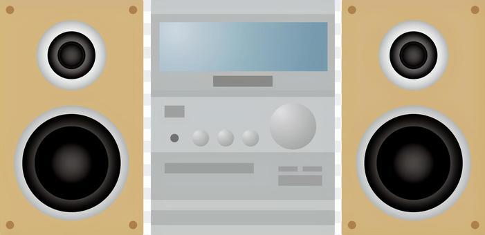 CD component