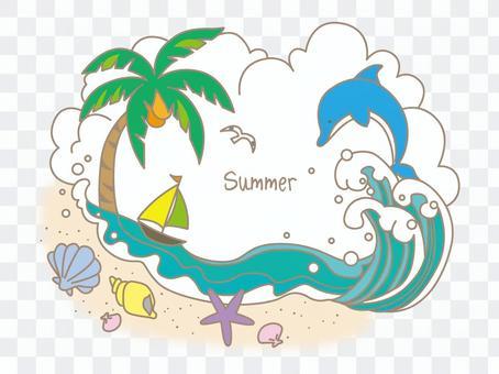 夏季鏡框顏色