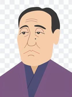 福澤諭吉(顏色)