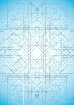 背景JJ_幾何学模様