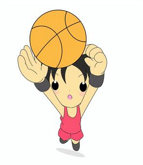 Basketball · Jump