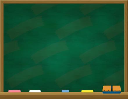 黑板_帶框架