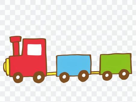 Train car toy