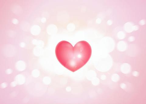充滿心靈的活力粉紅色